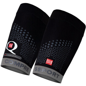 Compressport Trail warmers grijs/zwart